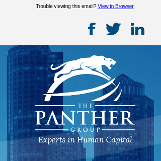 The Panther Group Continues To Grow To Better Serve Our Clients